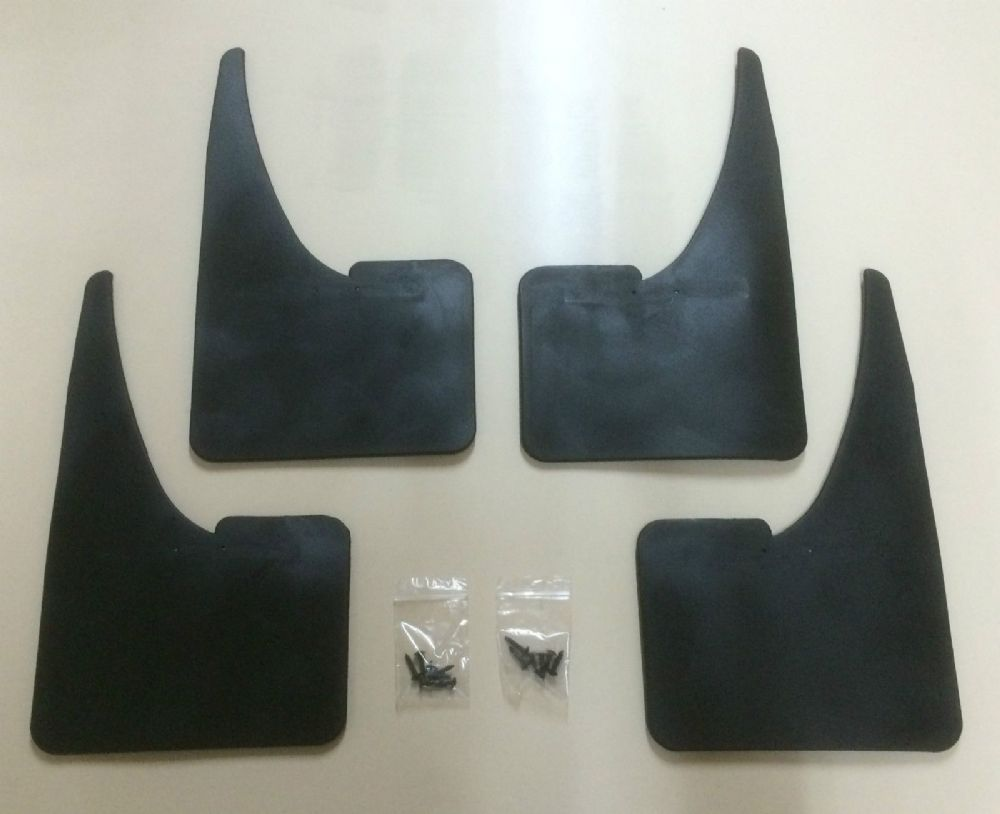 BMW MUDFLAPS UNIVERSAL FIT WITH FITTINGS